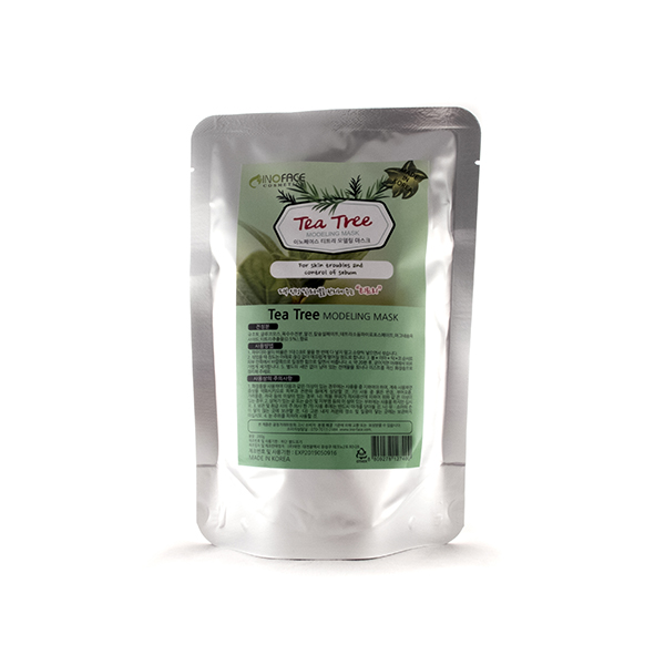 Альгинатная маска «Чайное дерево», 200 гр, Inoface фото