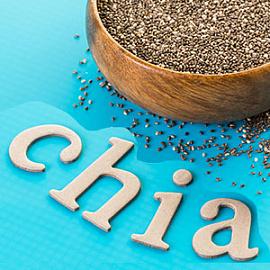 Семена чиа: польза и применение